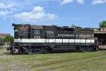 Savannah & Atlanta GP35 2715