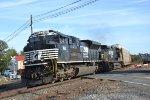 Norfolk Southern SD70ACe 1160
