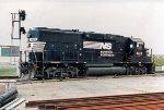 Norfolk Southern GP59 4613