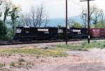 Norfolk Southern Duo