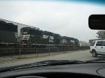 Pomona Yard - Greensboro, NC