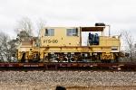 BNSF X8600052 - Plasser American PTS-90 Dynamic Track Stabilizer