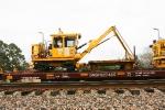 L & H Tie Crane & Cart BNSF X6000313 / J0400807