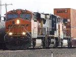 BNSF ES44DC 7858