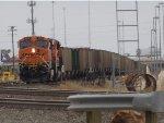 BNSF ES44AC 6038