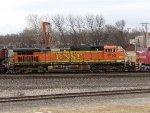 BNSF C44-9W 4752