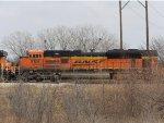 BNSF SD70ACe 9124