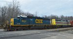 CSX YN3 AND EL PAINT