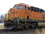 BNSF ES44C4 4222
