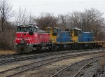 Ex-CSX newcomers