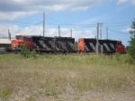 CN Power In The Yard