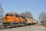 BNSF 6572 On NS L 80 At Ohio St