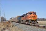 BNSF 9071 On CSX Q 241 Southbound