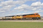 BNSF 5533 On NS 50 N Eastbound