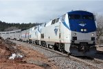 """Late eastbound """"Southwest Chief"""""""