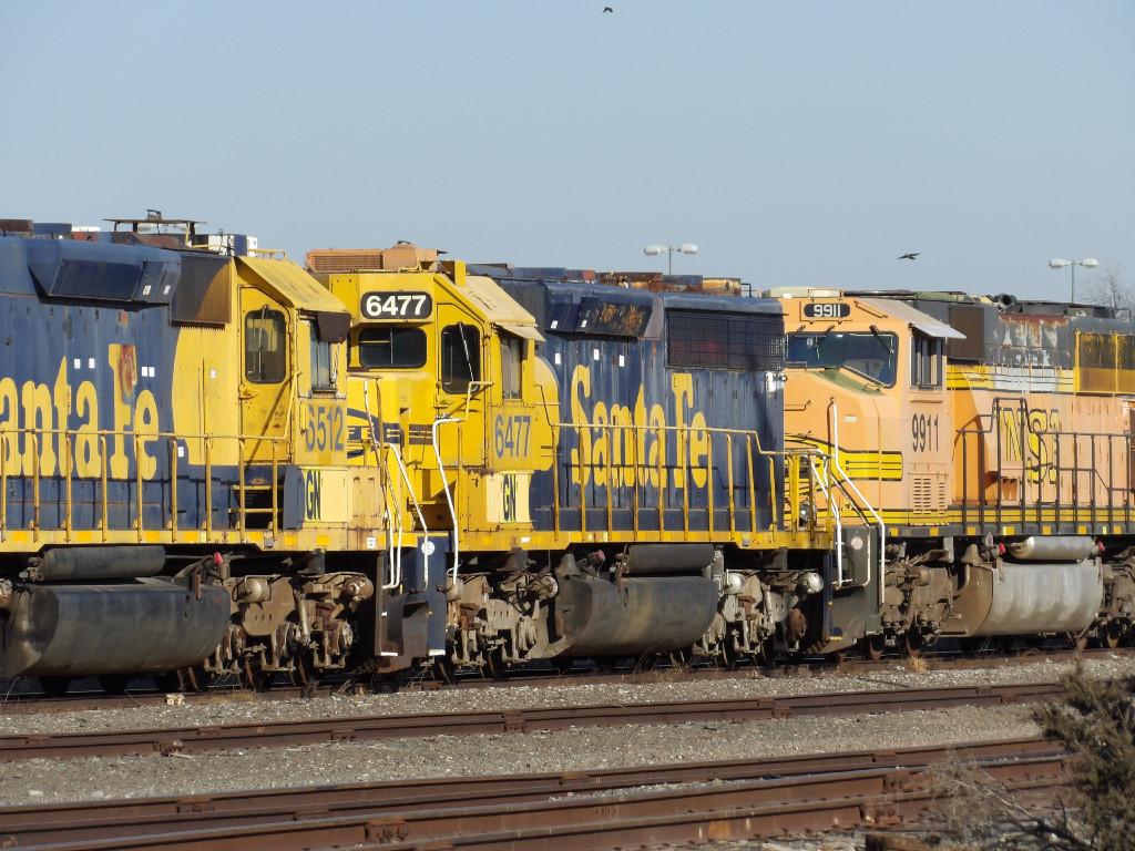 GN SD45-2 6477