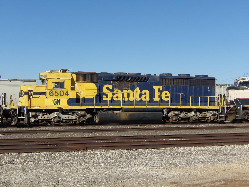 GN SD45-2 6504