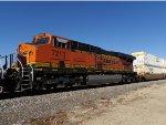 BNSF ES44DC 7213