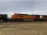 BNSF C44-9W 5345