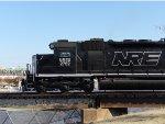 NREX SD40M-2 2752