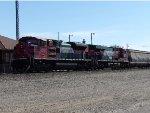 FXE SD70ACe 4073 & FXE ES44AC 4691