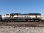 BNSF SD70MAC 9494