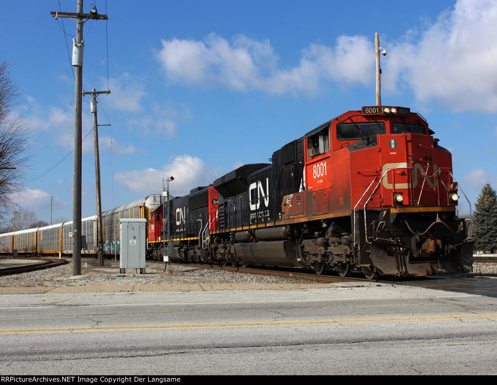 CN 8001 E27691-25
