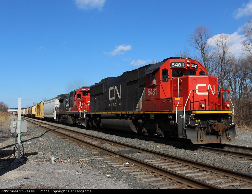 CN 5481 M33791-25