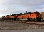 BNSF 9371 DPU