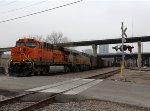 BNSF 6019 DPU