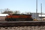 BNSF 6983 sitting in the yard.