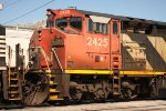 A very nice Canadian Cab, CN 2425