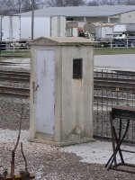 Phone box?