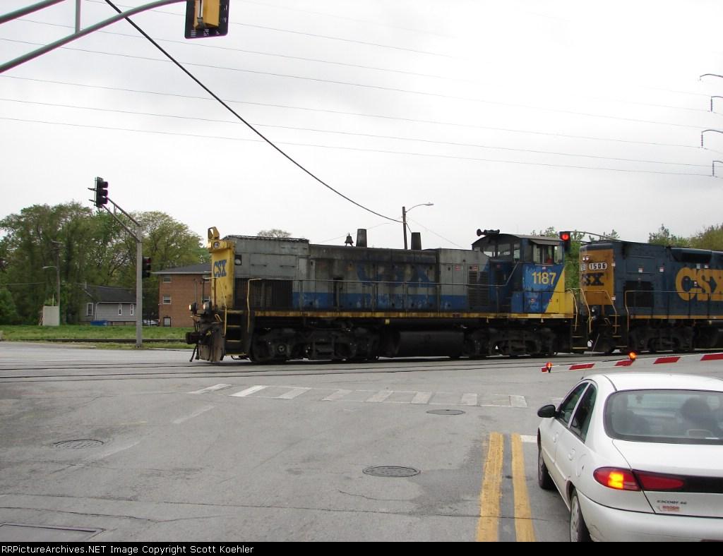 CSX 1187