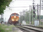 BNSF 4581