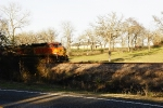 BNSF 5451 - Right there it had to stop!?!?!