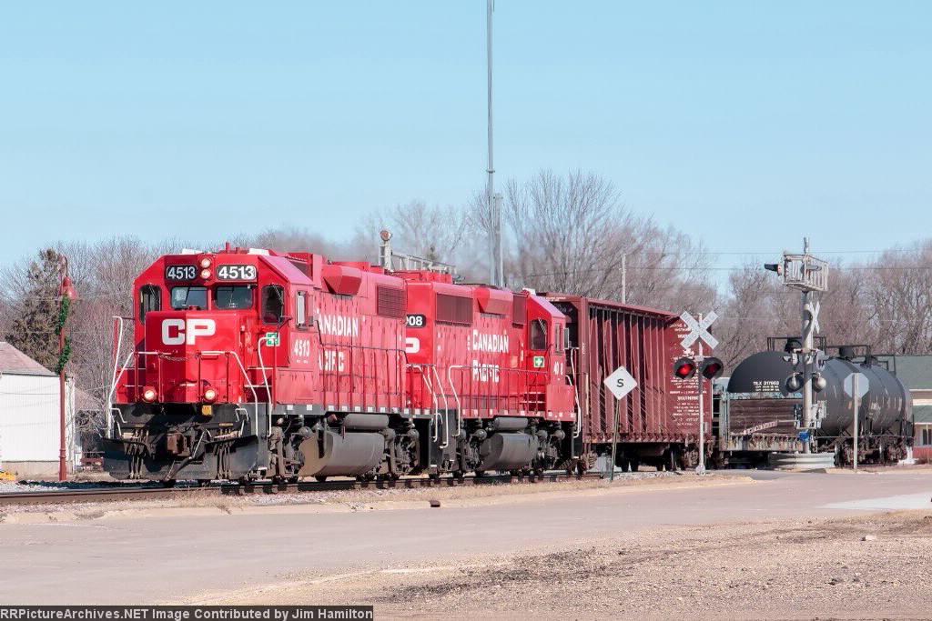 CP 4513 South