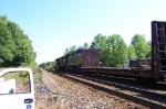 CSX 5324 continues north