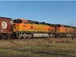 BNSF C44-9W 5060