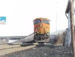 BNSF ES44C4 6795