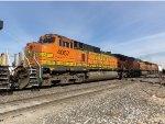 BNSF C44-9W 4057