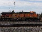 BNSF ES44C4 8027