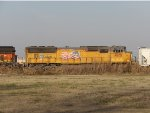 UP SD70M 4821