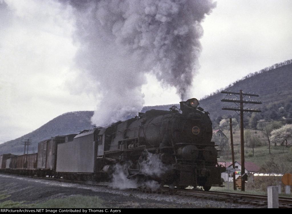 PRR 4230, I-1SA, c. 1957