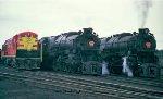 PRR 3884, K-4S, 1953
