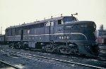 PRR 9476, FF-20, 1962