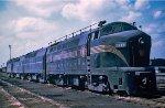 PRR 9744, BF-16, 1960