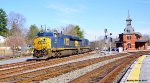 CSX 926 and 3069