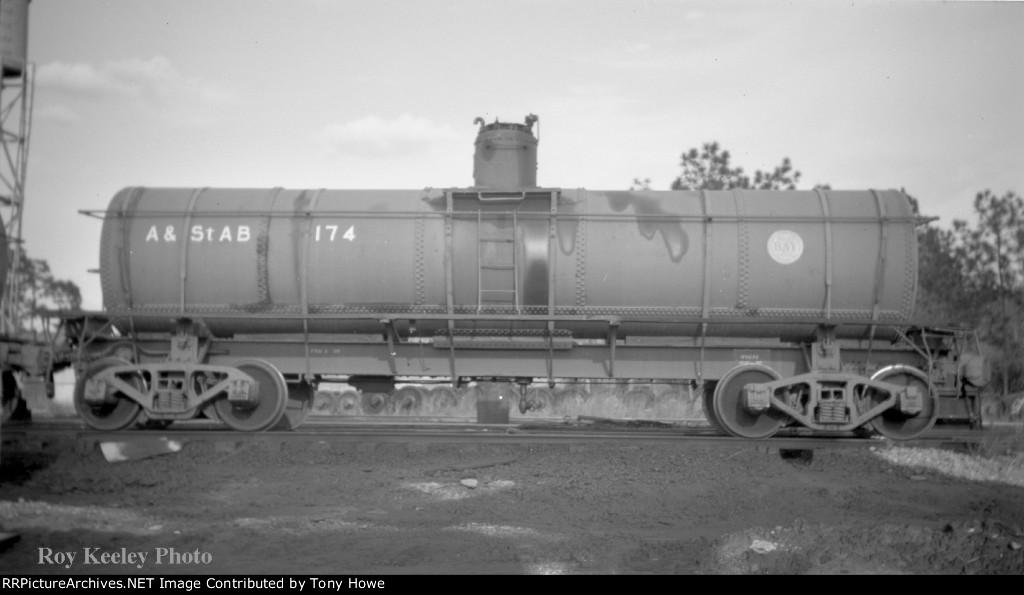 A&StAB 174 tank