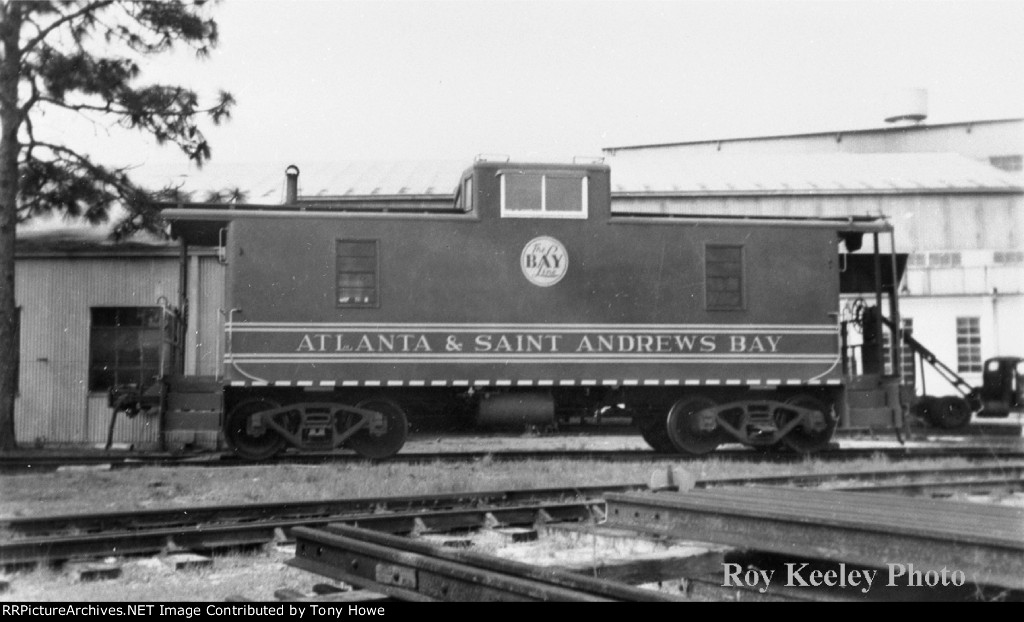 A&StAB caboose